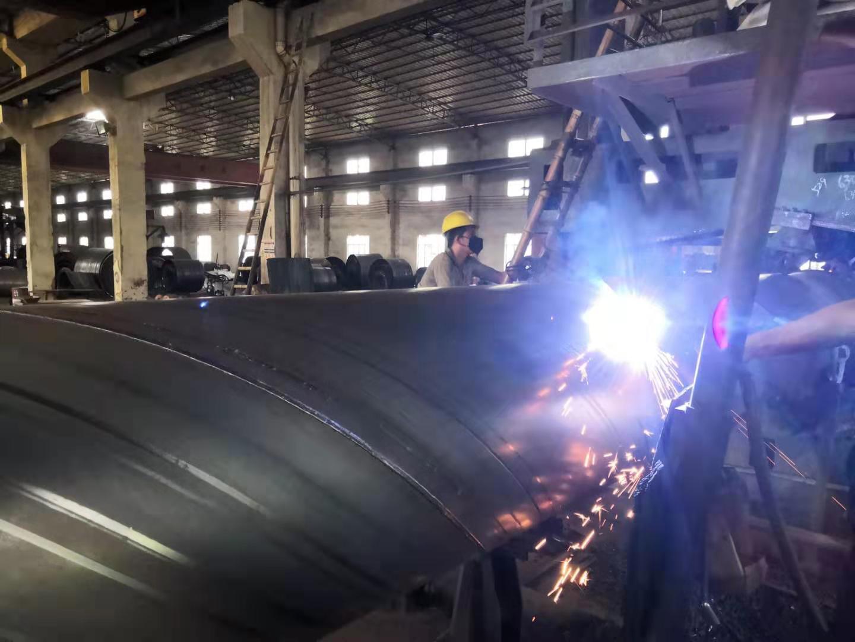 广东防腐螺旋钢管定制