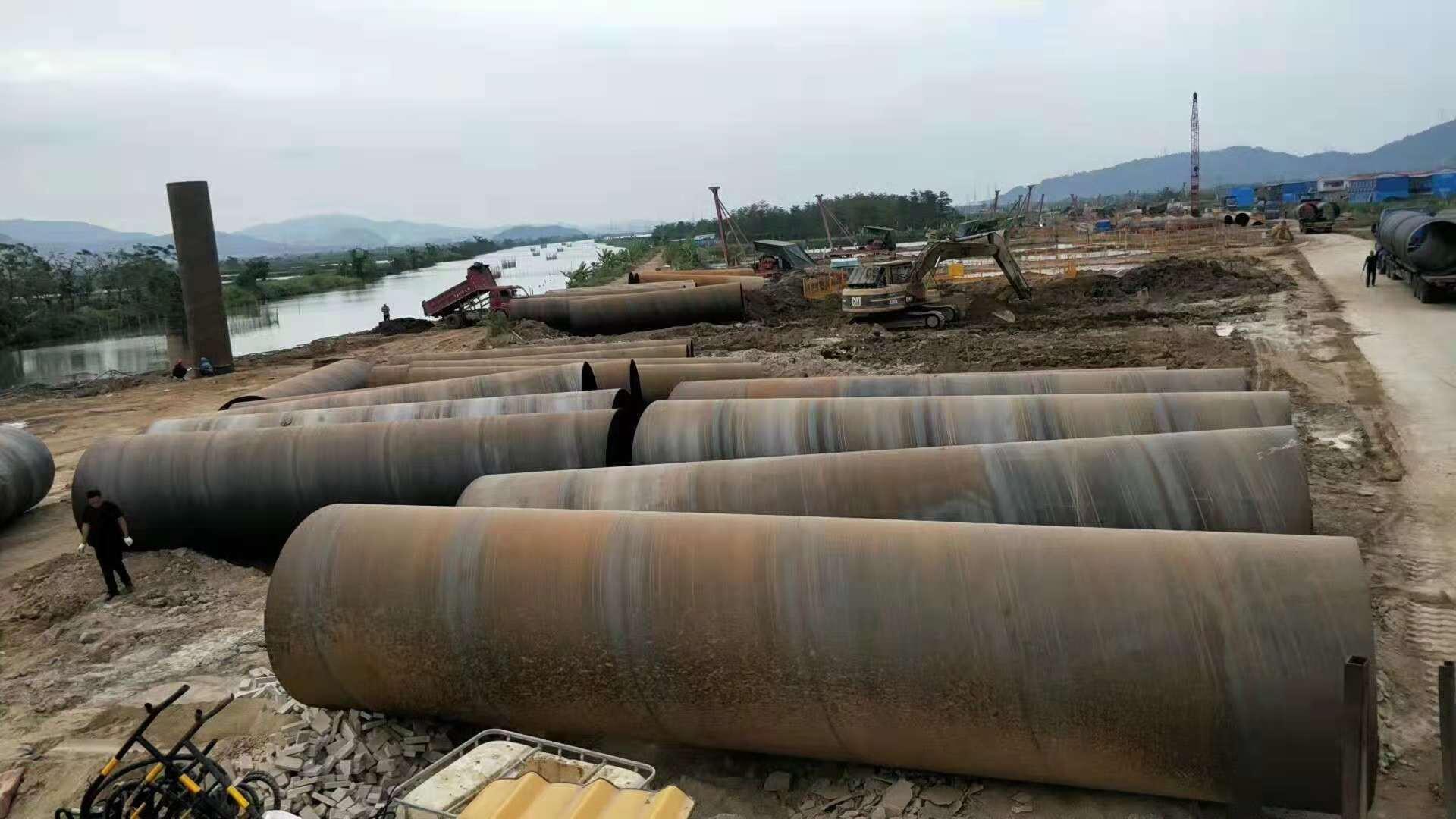 污水用螺旋钢管厂家