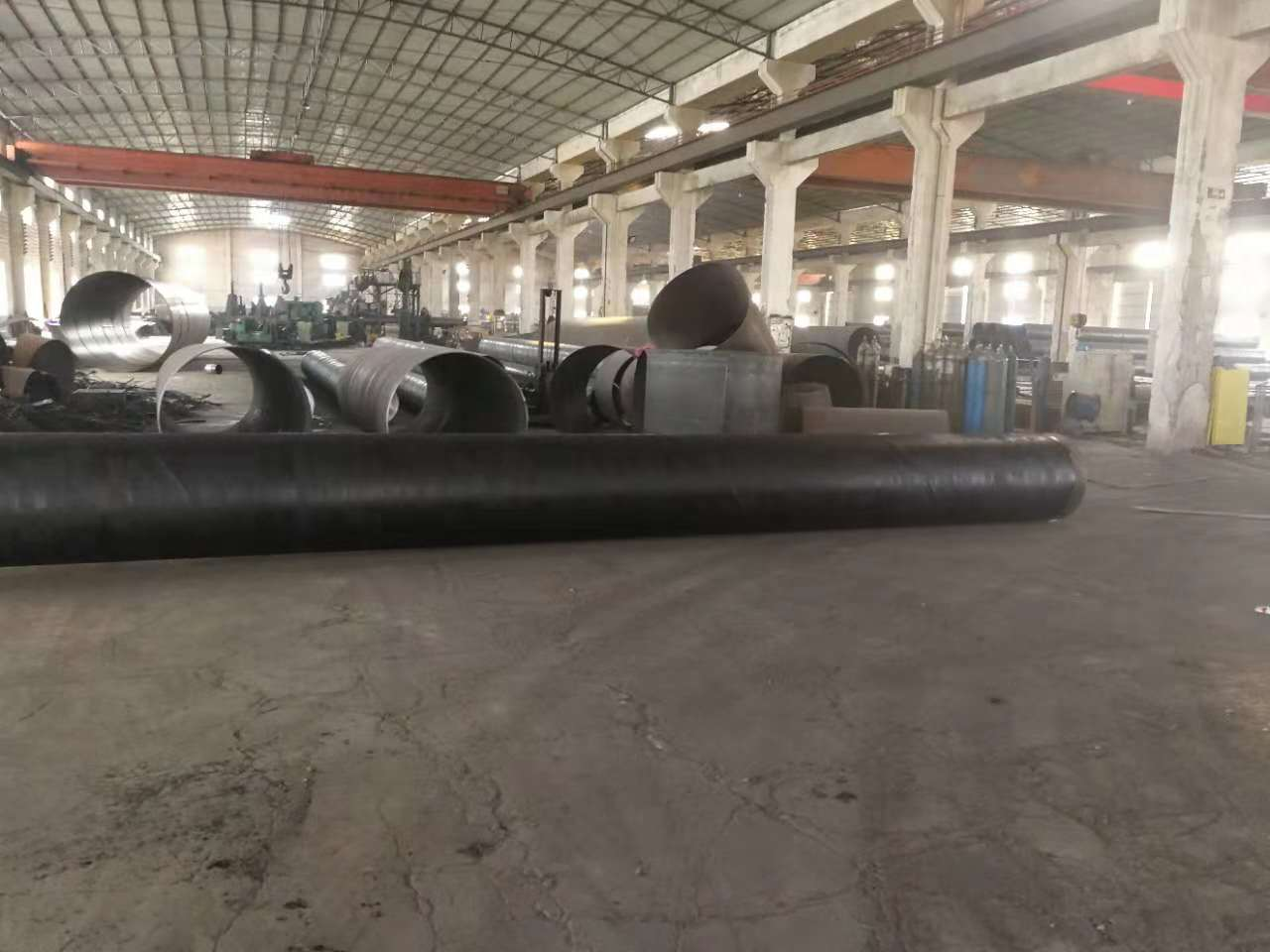 龙岩螺旋钢管生产厂家