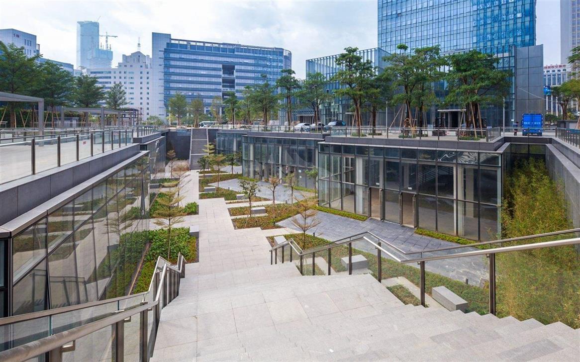 南山讯美科技广场办公室租赁处