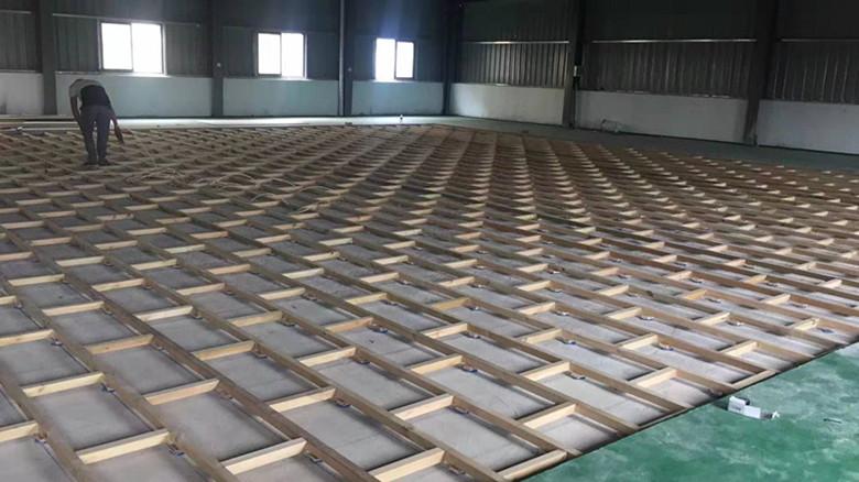 邵阳市运动木地板