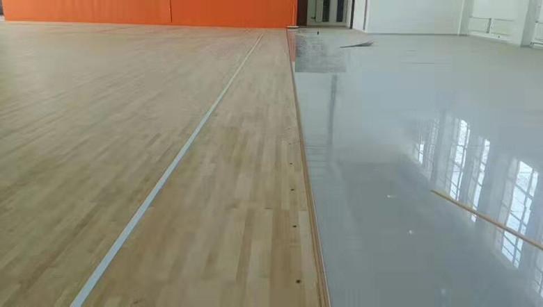 贵阳高中乒乓球木地板