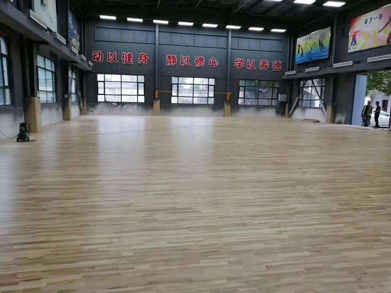 福泉市运动木地板