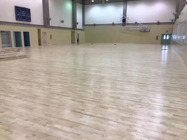 荔蒲县运动木地板翻新