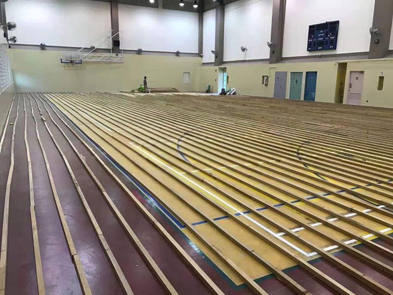 北海运动木地板公司
