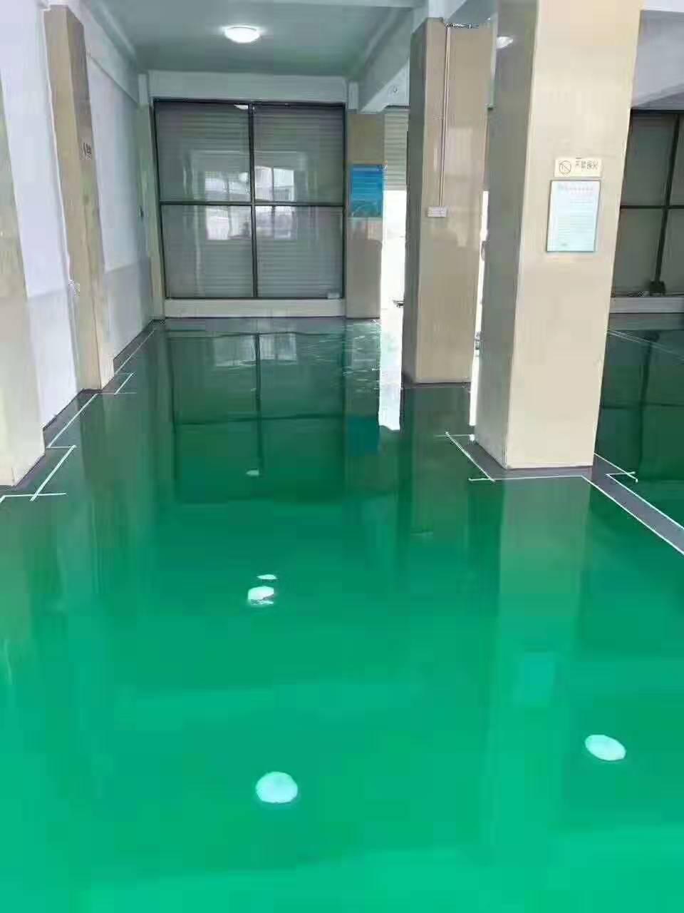 南京聚氨酯砂浆地坪定制