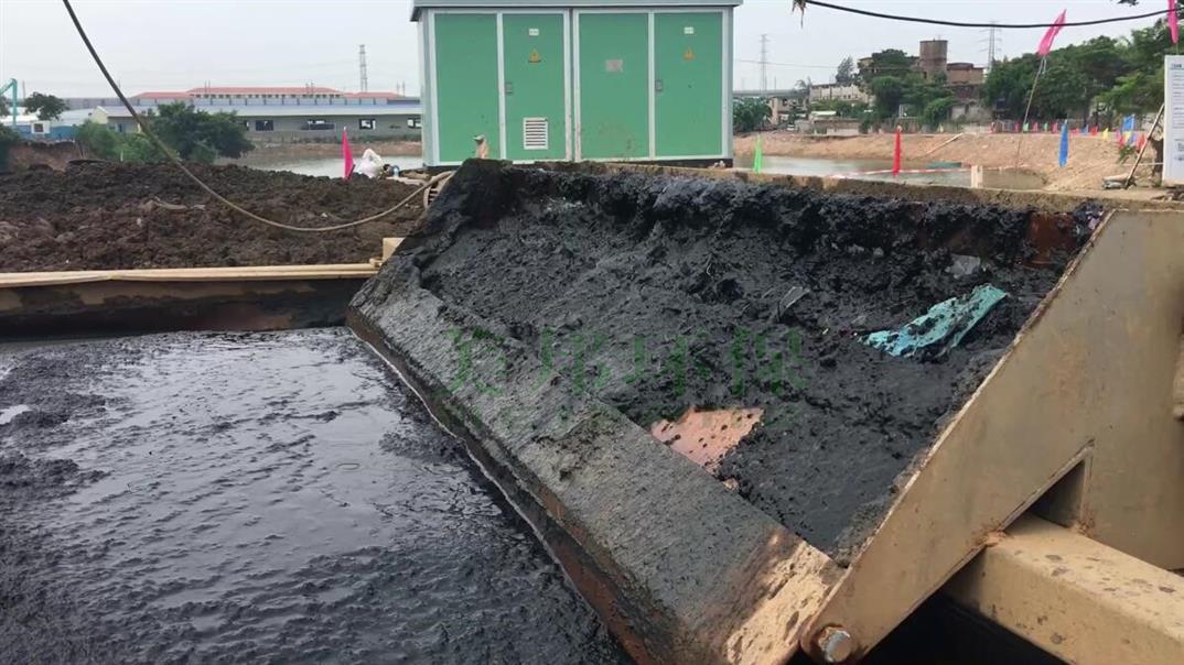 宣城河道清淤泥浆脱水设备厂