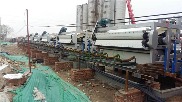 荆州河道清淤泥浆脱水设备厂商