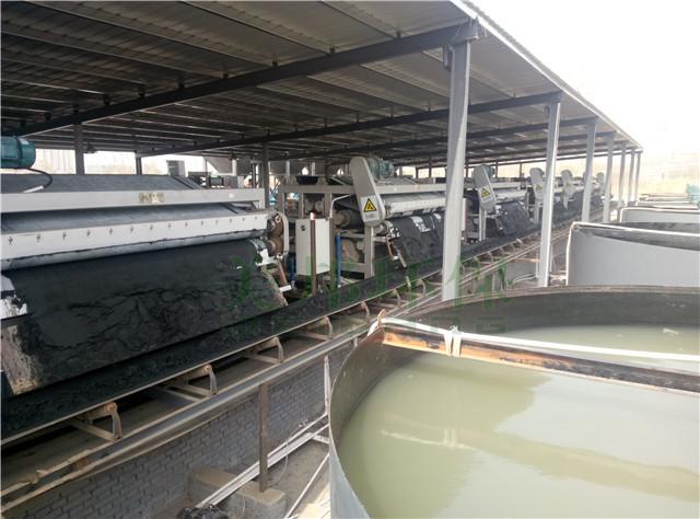 九江河道清淤泥浆脱水设备厂家