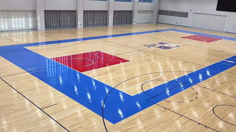温州篮球馆运动木地板