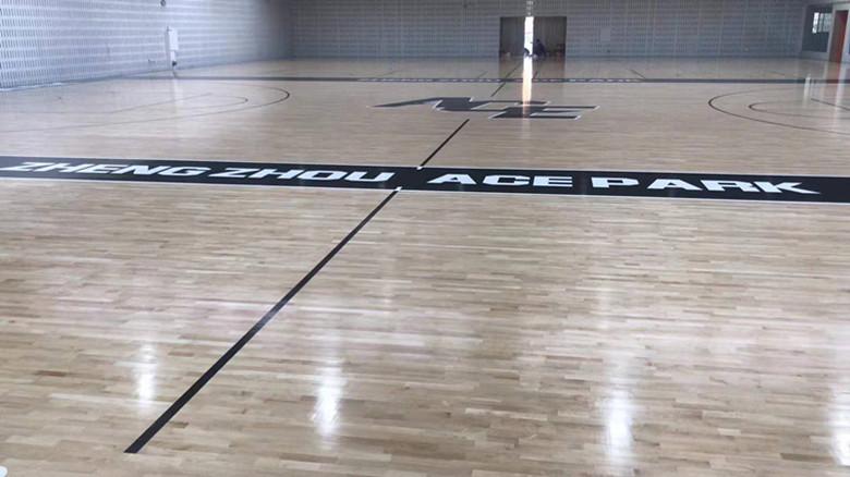 乐山篮球馆运动木地板