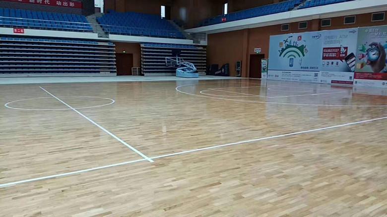 中卫篮球馆运动木地板
