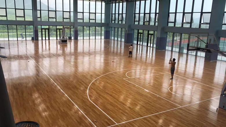 天等县运动木地板养护