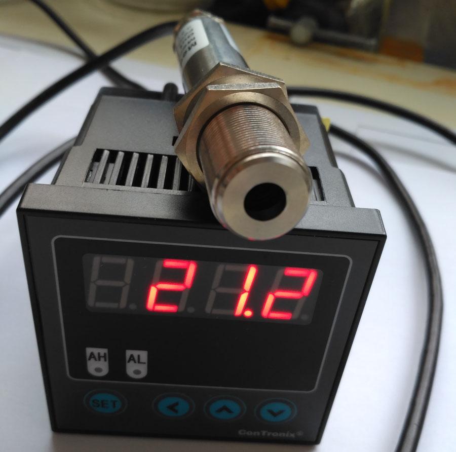 杭州工业测温仪采集器