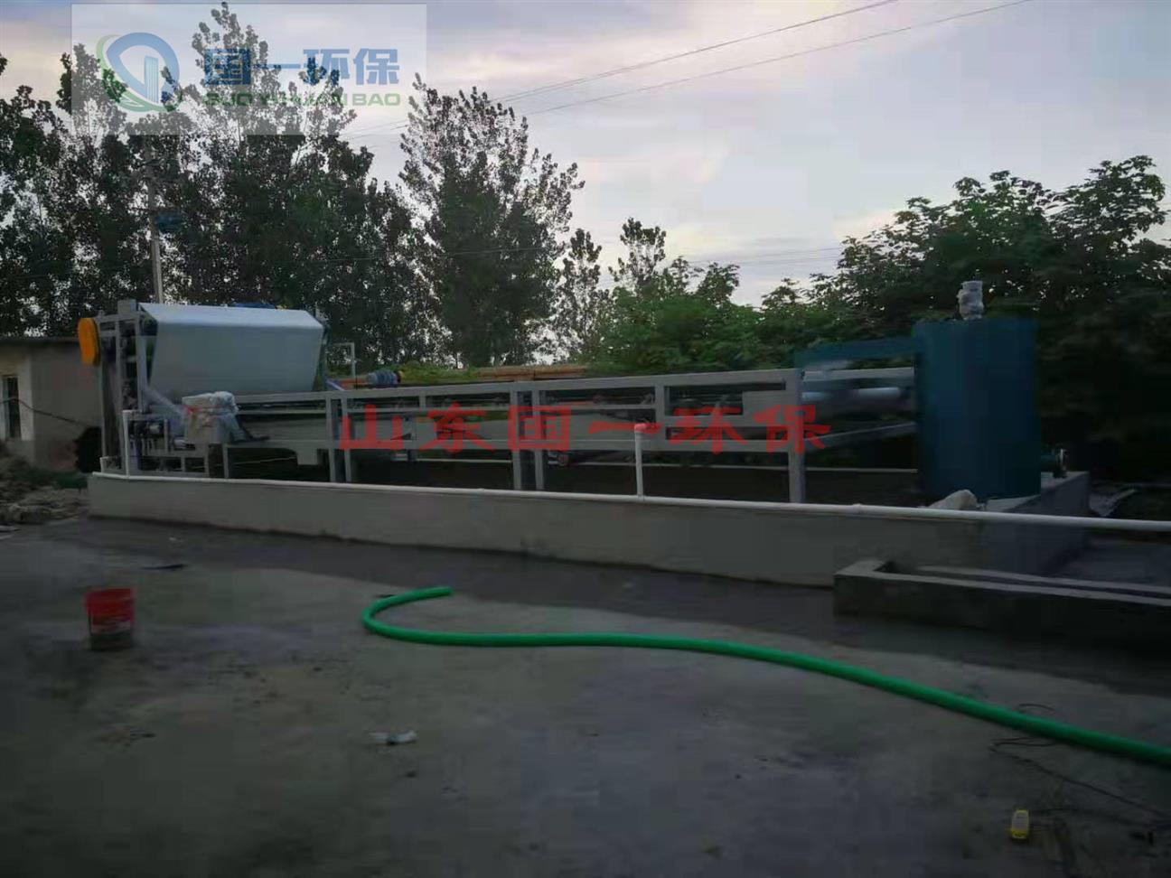 蚌埠洗沙污水处理设备促销