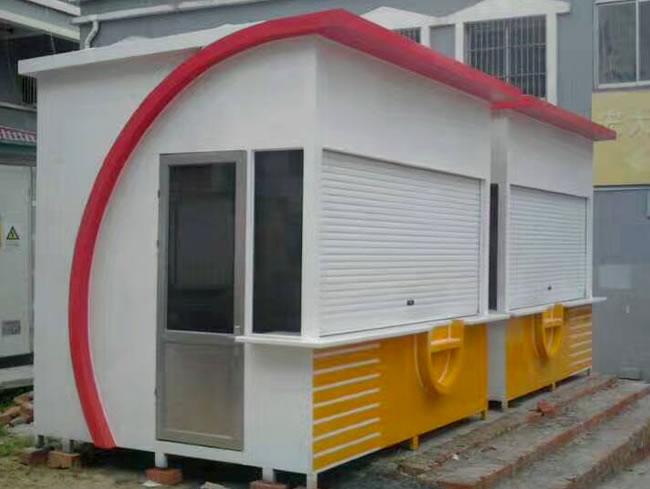 杭州优质售货亭加盟代理