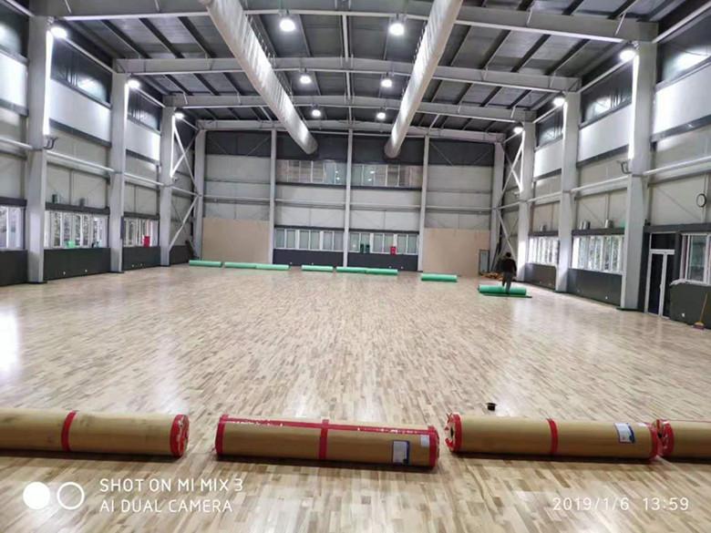芦山县运动木地板翻修