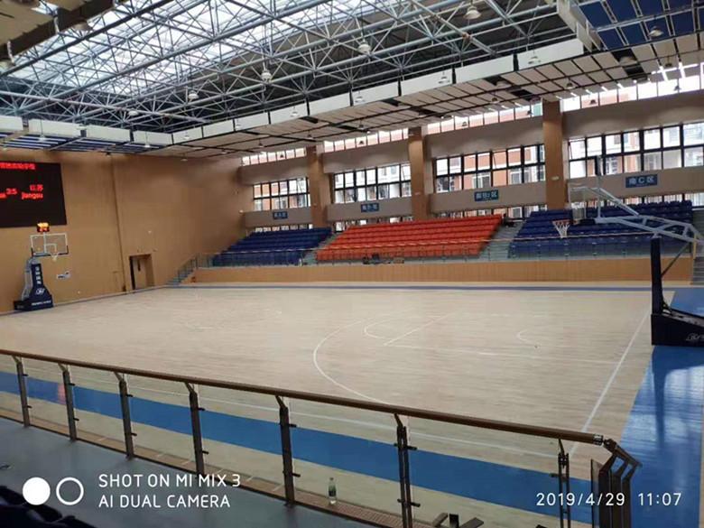 雅江县运动木地板翻修