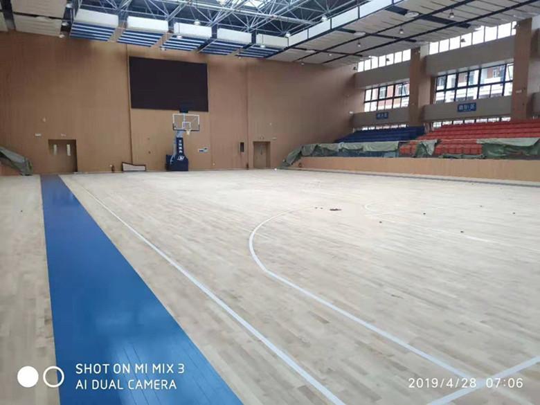 平武县运动木地板翻新