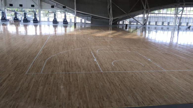 铜陵专业羽毛球木地板