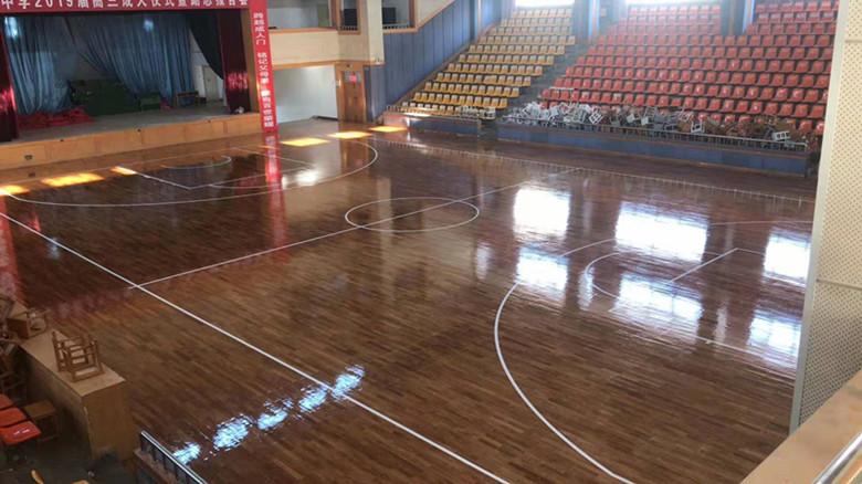 广安市运动木地板维修