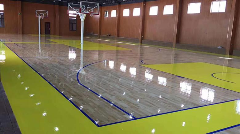 惠来县运动木地板翻新