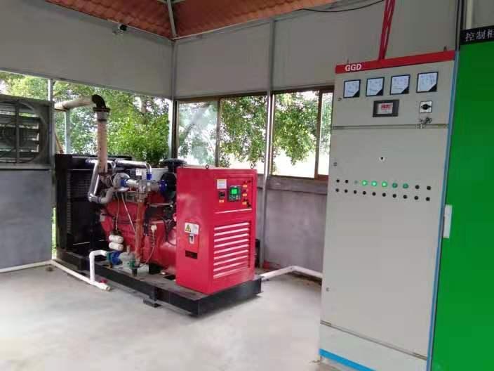 龙岩沼气发电机