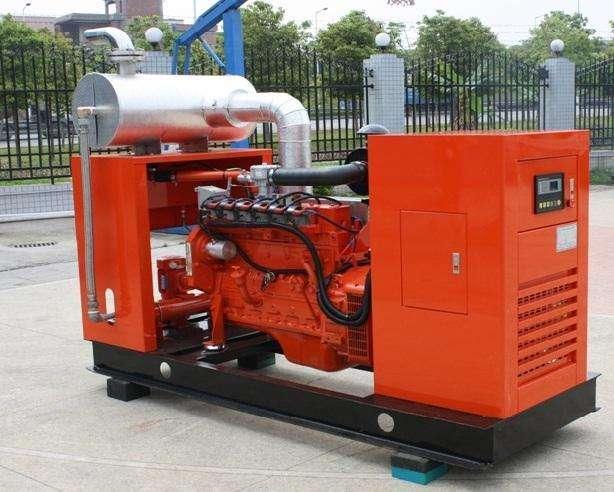 白城沼气发电设备