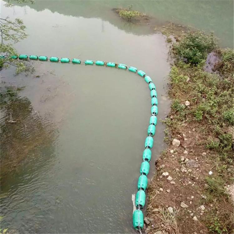 护城河拦污浮筒促销
