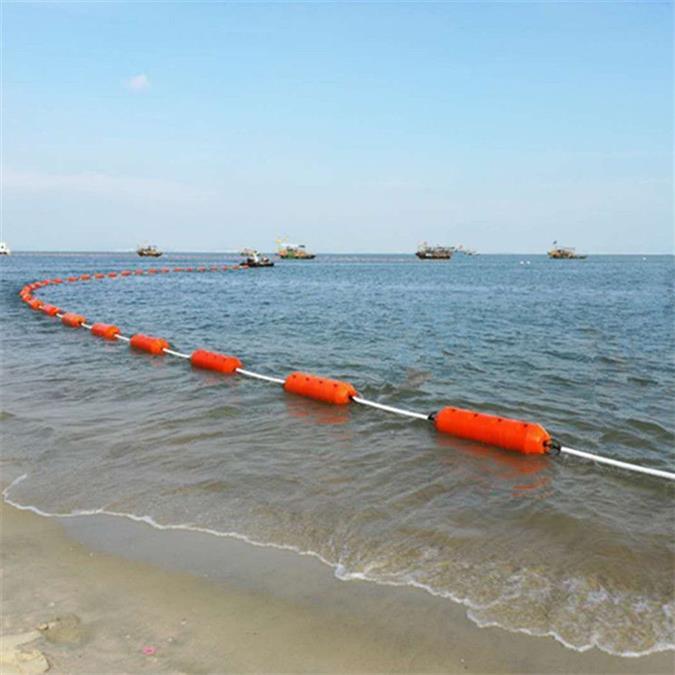 海边拦污浮筒定制