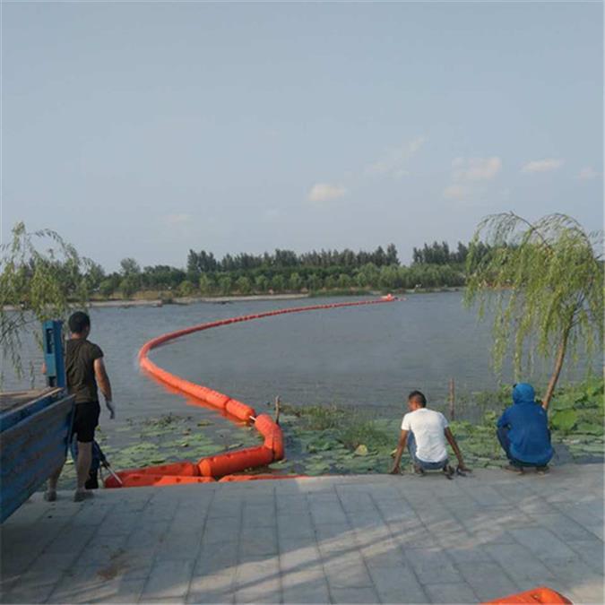 湖面拦污浮筒加工