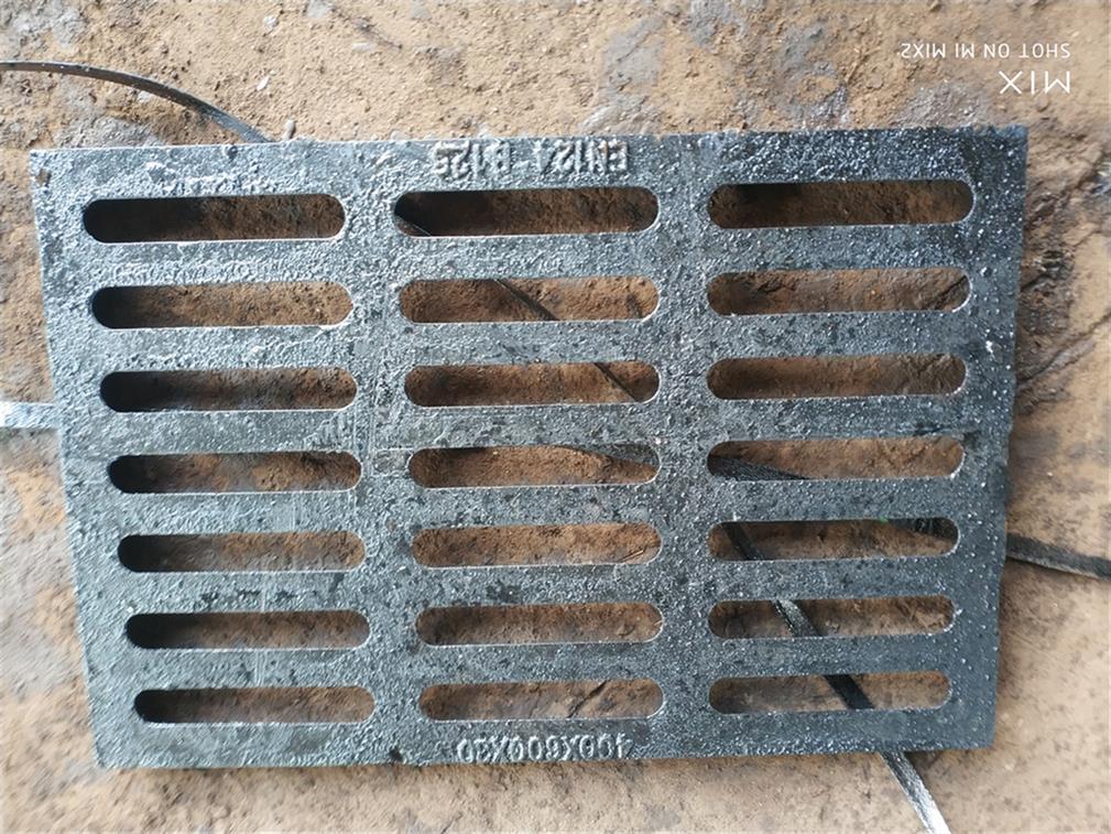 河池球墨铸铁井盖公司