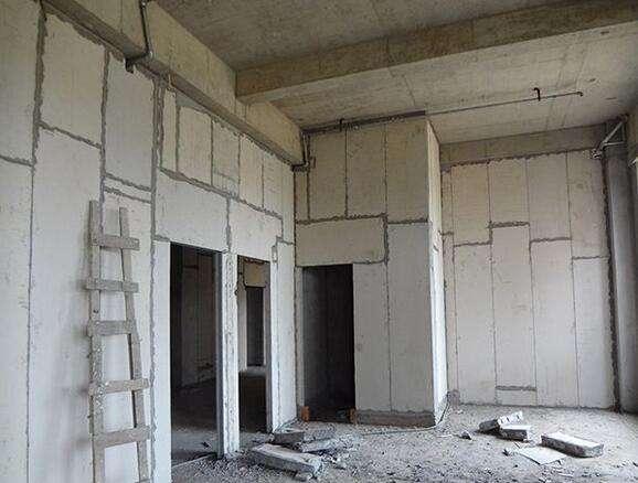 定安县环保节能隔墙板生产