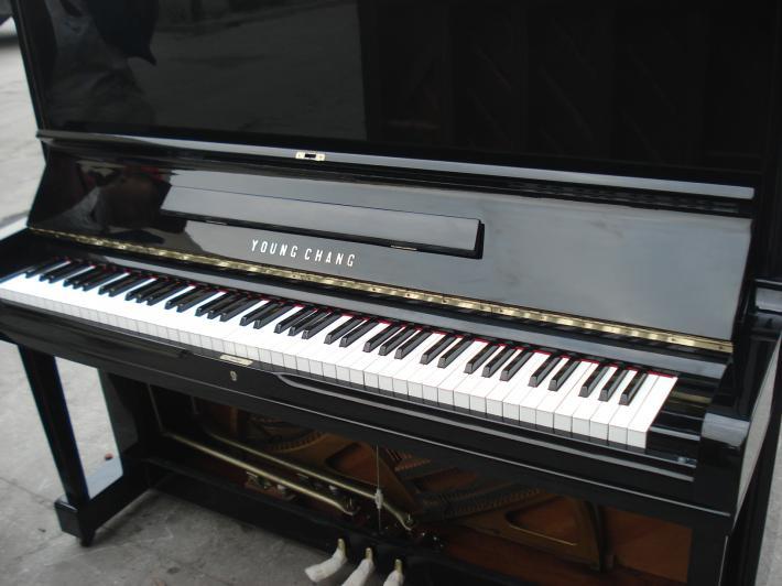 北京进口二手钢琴报关细节