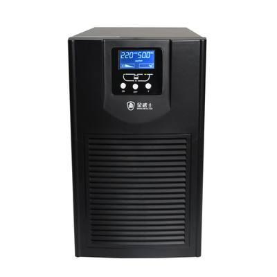 美国山特在线式UPS电源 C3K内置电池 现货包邮