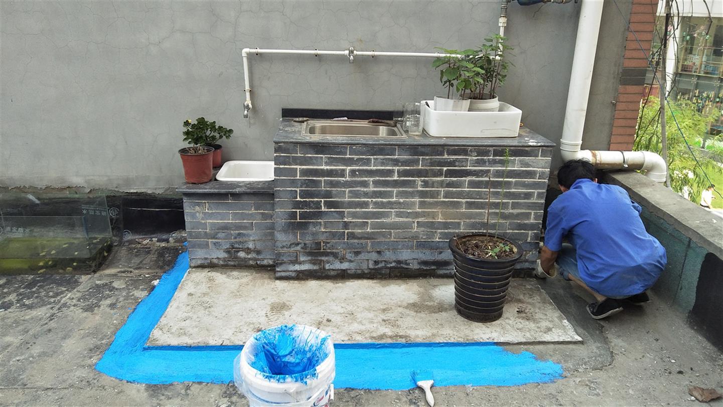屋面防水维修施工方案