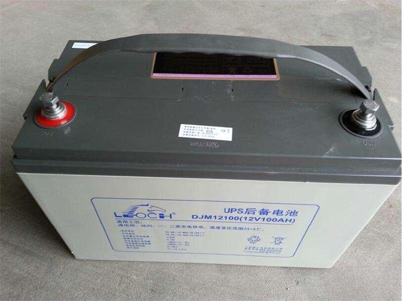 理士蓄电池DJM1260/12V60AH参数