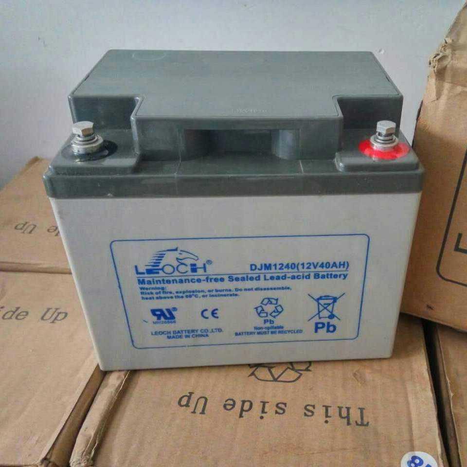 理士蓄电池DJ600尺寸规格