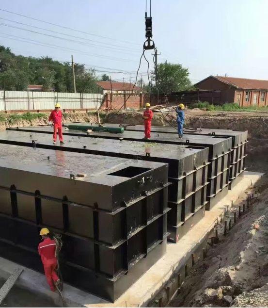 太原生活污水处理设备