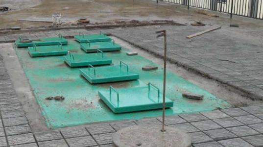通辽生活污水处理设备