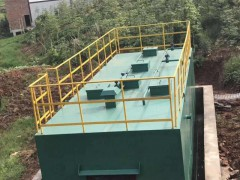 山东_淄博洗涤厂污水处理设备