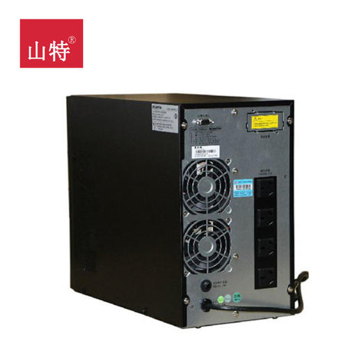 6KVA在线式山特机架高频稳压不间断电源