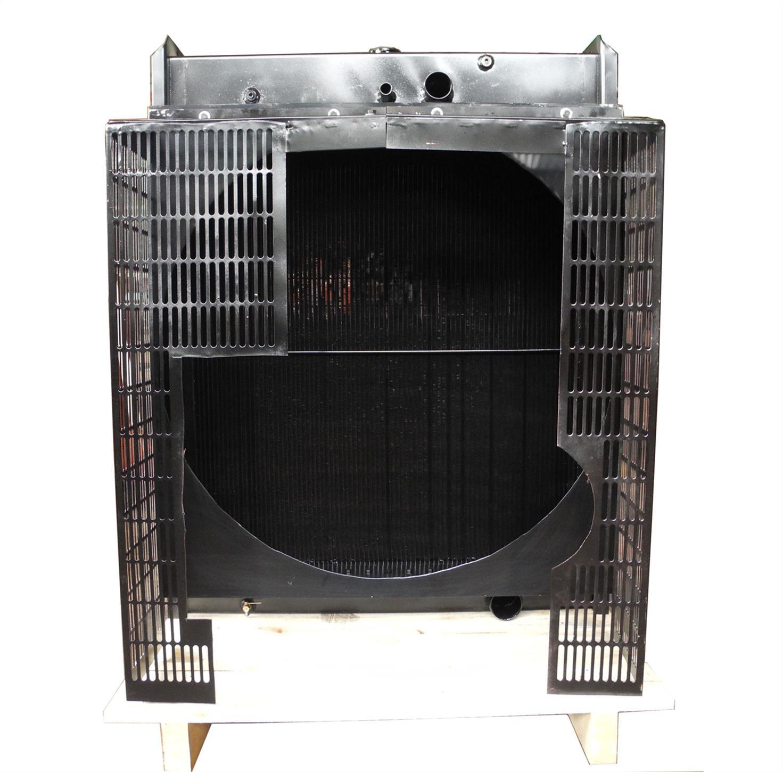 康明斯发电机水箱