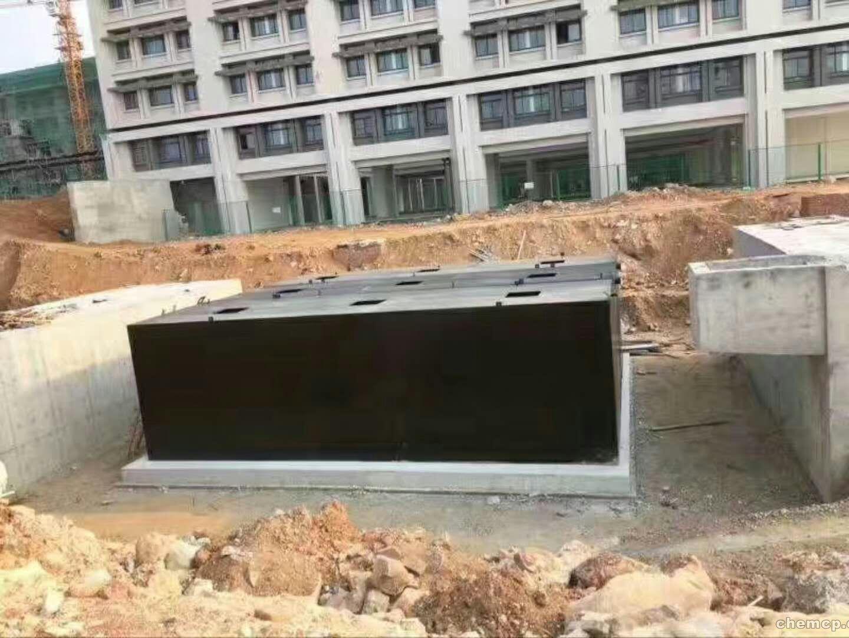 四川_资阳洗涤厂污水处理设备