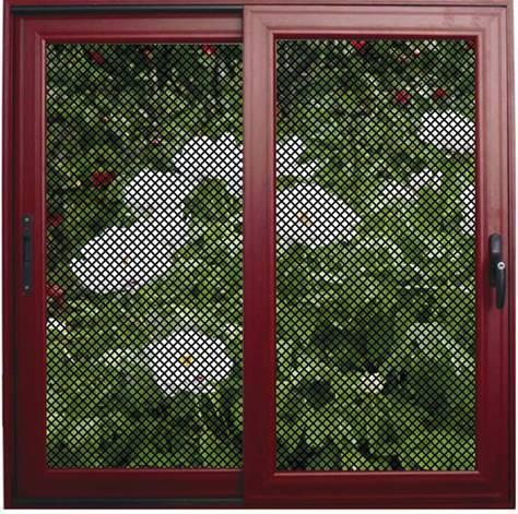上海环保防盗纱窗