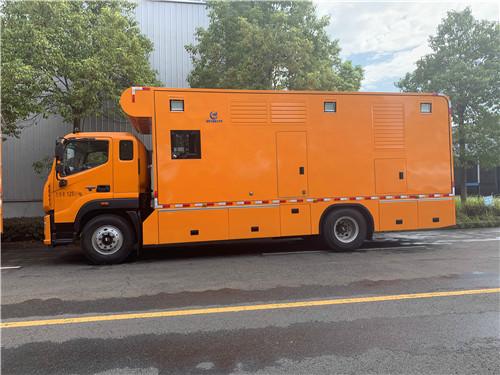 220KW电源车生产商