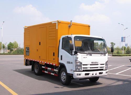 320KW电源车生产商