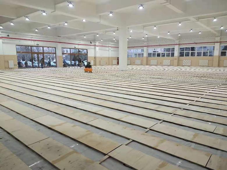 清远体育馆木地板厂家