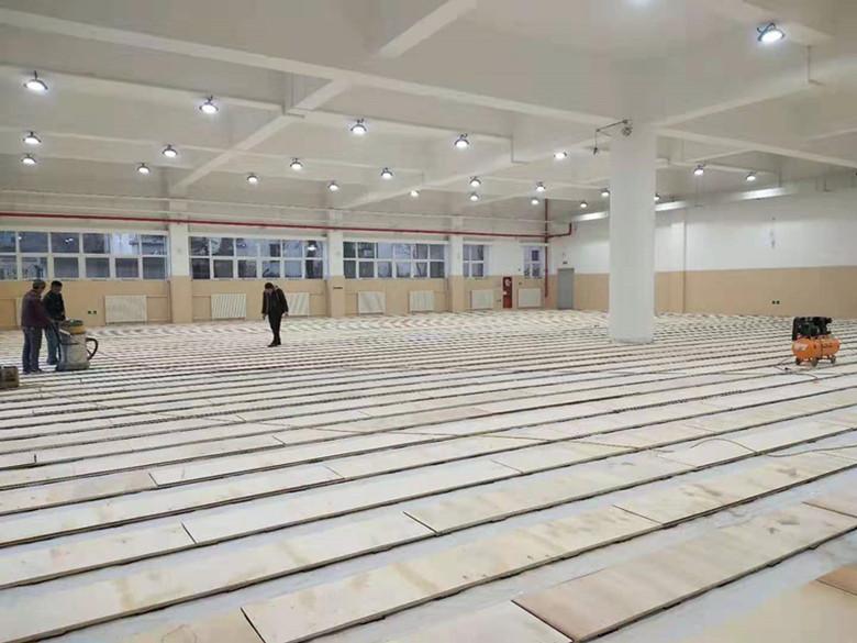 江永县体育馆木地板厂家厂