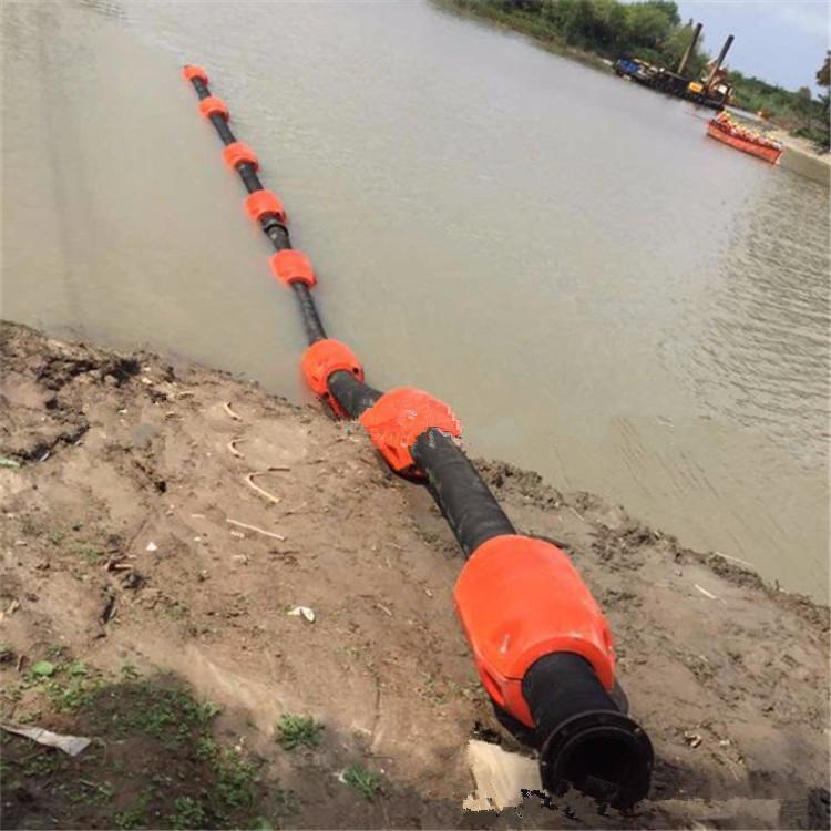 上海抽沙船管道浮体厂